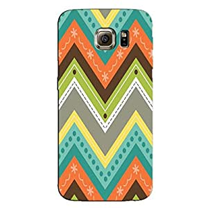 TRIBAL MOUNTAIN BACK COVER FOR SAMSUNG GALAXY S7 EDGE