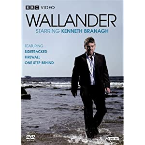 Wallander: Sidetracked / Firewall / One Step Behind movie