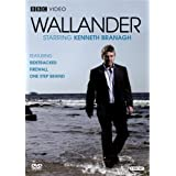 Wallander Sidetracked/Firewallby Kenneth Branagh