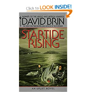 Startide Rising (The Uplift Saga, Book 2) by David Brin