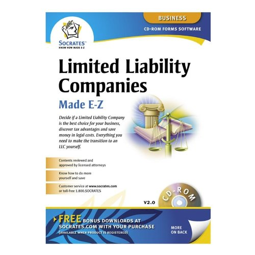 Adams Limited Liability Companies Forms On Cd, White (Ss4309)