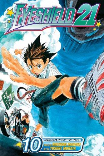アイシールド21 コミック10巻 (英語版)