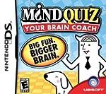 Mind Quiz Your Brain Coach - Nintendo DS