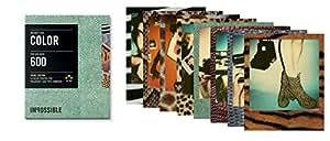 Impossible - 3198 - Edition Limitée - pellicule couleur pour Appareil Polaroid type P600 - cadre imi