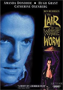 "Cover of ""The Lair of the White Worm"""