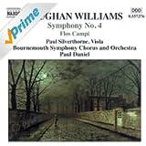 Vaughan Williams: Symphony No. 4 / Norfolk Rhapsody No. 1 / Flos Campi