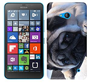 WOW Printed Designer Mobile Case Back Cover For NOKIA MICROSOFT LUMIA 640