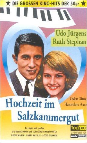 Hochzeit im Salzkammergut [VHS]