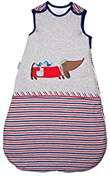 Grobag Baby Sleeping Bag - Chien Chic 2.5 Tog (18-36 Months)