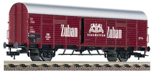 Fleischmann 5304 - Gedeckter Güterwagen Bauart Gl 11 DB - Zuban-Zigaretten