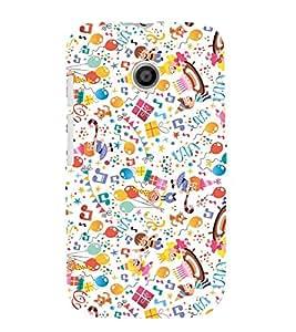 Birthday Baby Child 3D Hard Polycarbonate Designer Back Case Cover for Motorola Moto E XT1021 :: Motorola Moto E (1st Gen)
