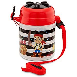 DISNEY Jake and the Never Land Pirates Carry-Along Sippy Cup