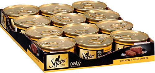 Sheba Canned Food Out Of Business