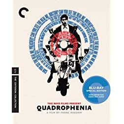 Quadrophenia (The Criterion Collection) [Blu-ray]