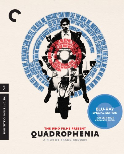 Cover art for  Quadrophenia (The Criterion Collection) [Blu-ray]
