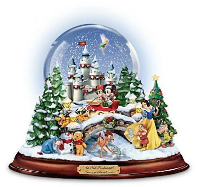 Disney figures Snow Globe 'Musical Snowglobe Showcasing 13 Classic Characters' 111103001