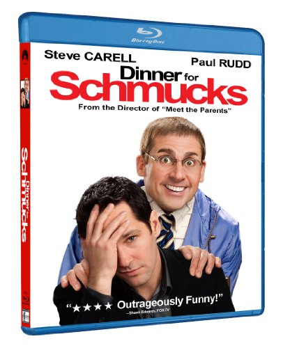 Cover art for  Dinner for Schmucks [Blu-ray]