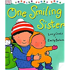 DK Toddlers: One Smiling Sister (Paperback)