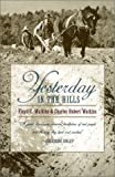 Yesterday in the Hills (Brown Thrasher Books)