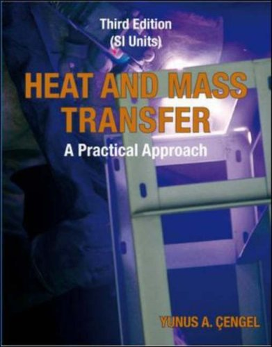 Heat and Mass Transfer, 3rd Edition