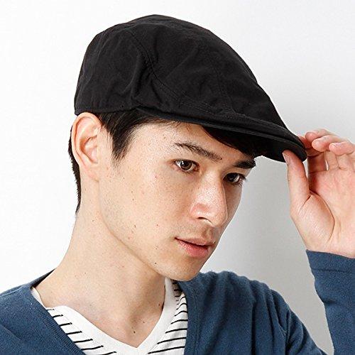 カスターノ(CASTANO) 帽子(スラブハンチング)【ブラック/**】