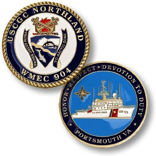 USCGC Northland (WMEC-904) Challenge Coin