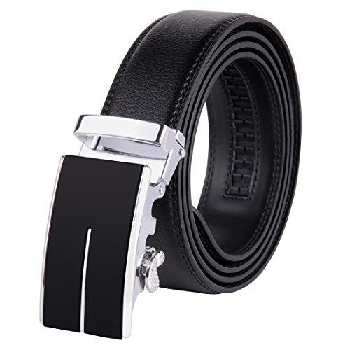 jiniu-mens-leather-belt-automatic-buckle-35mm-ratchet-dress-black-belts-boxed-kt1-one-size
