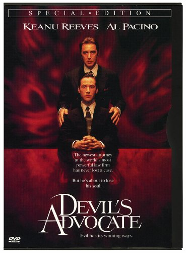 The Devil's Advocate (With BBQ Book)