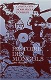 echange, troc Constantin Mouradgea d\'Ohsson - Histoire des Mongols, depuis Tchinguiz-Khan jusqu\'à Timour Bey ou Tamerlan: Tome III