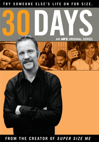 Cover art for the TV show 30 Days