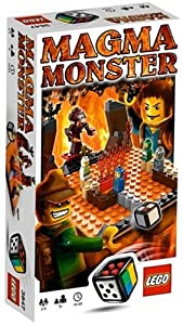 Lego Spiele 3847 - Magma Monster