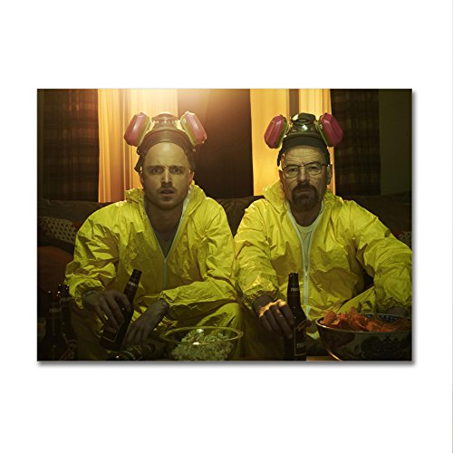Poster Breaking Bad Walt&Jesse - su carta lucida fotografica - Formato, 30cmx40cm