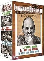 Coffret ingmar bergman : il pleut sur notre amour / l'éternel mirage / la nuit des forains