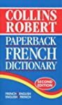 Collins Robert Paperback French Dicti...