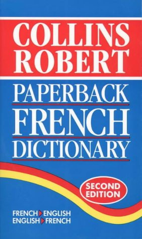 Image for Collins-Robert Paperback French Dictionary