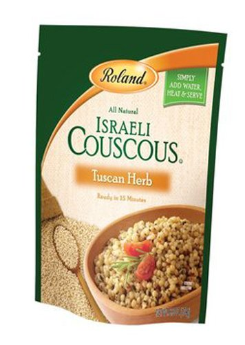 Roland Couscous, Tuscan Herb, 6.3-Ounce