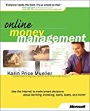 Online Money Management (0735611114) by Mueller, Karin Price