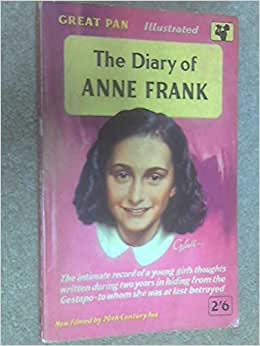 a review of anne franks diary of a young girl Anne frank is a jewish girl who has to go into hiding during world war two to anne's diary anne wrote in her diary that she wants to become a writer or.