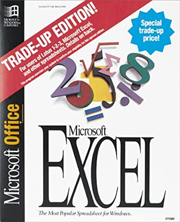 Excel 5.0 Upgrade [OLD VERSION]