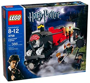 LEGO Stories & Themes Harry Potter Hogwarts Express (4758)