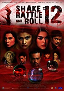 com: Shake Rattle and Roll 12 - Philippines Filipino Tagalog DVD Movie
