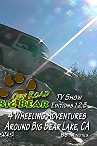 Off Road Big Bear TV Show on DVD Edition 1, 2, 3