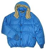 Buy Polo Ralph Lauren Mens Down Outerwear Nylon Feather Coat Jacket L by RALPH LAUREN