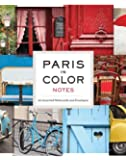 Paris in Color Notes: 20 Assorted Notecards and Envelopes
