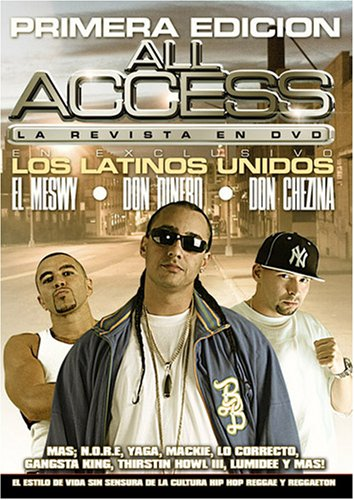All Access: La Revista En DVD