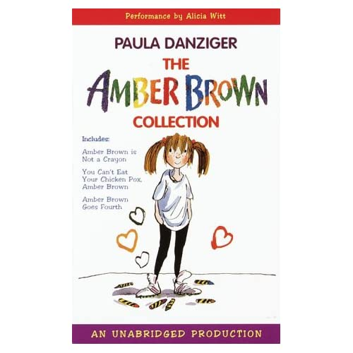 amber brown book report