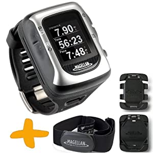 Magellan Switch UP GPS Sports Watch w/ Heart Rate Monitor & Mounts