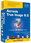 Acronis True Image PC Backup 8.0