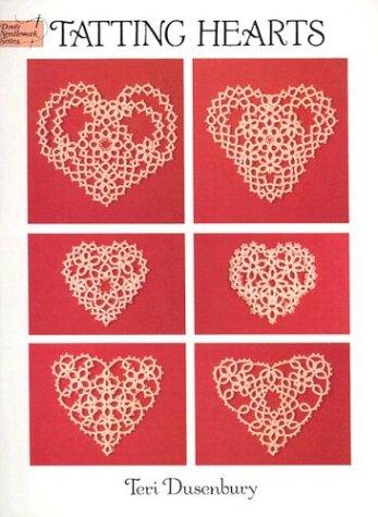 Tatting Hearts (Dover Needlework Series)