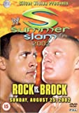 Wwe: Summerslam 2002 - Rock Vs Brock [DVD]